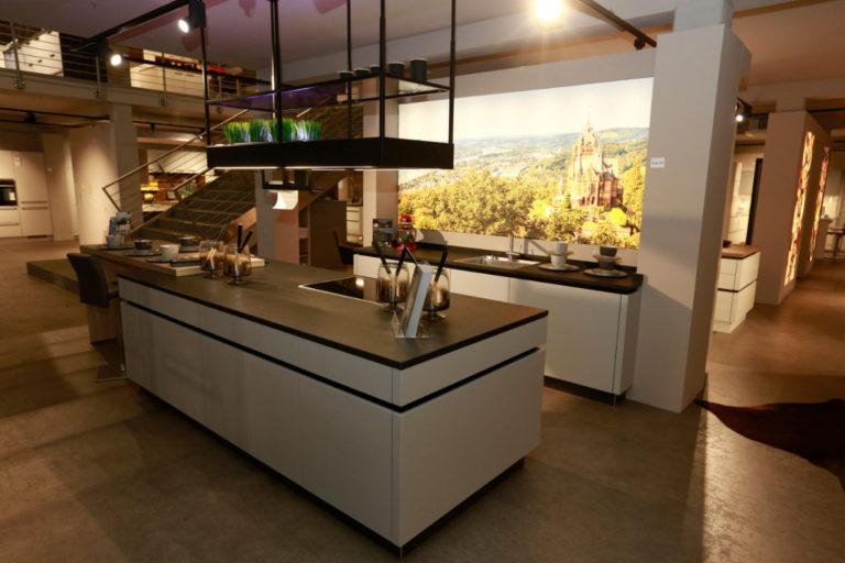 Kh Küche Angebot Pulverlack Silber Metallic Und Metallschwarz (2)