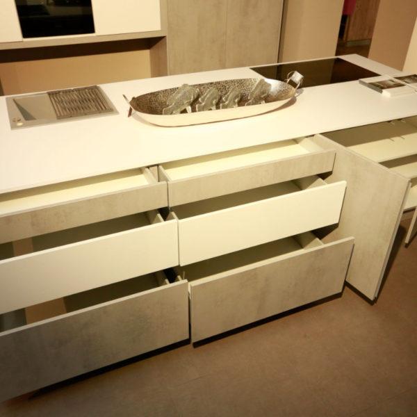 Kh Küchen Perfect Sence Weiß Vario Beton Grau Angebot (11)