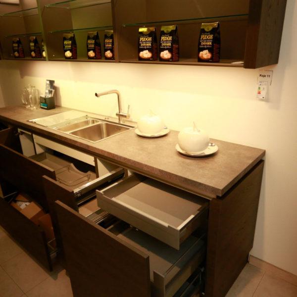 Nobilia Küche Struktura Holzdekor Gladstone Oak Angebot (12)