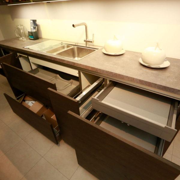Nobilia Küche Struktura Holzdekor Gladstone Oak Angebot (13)