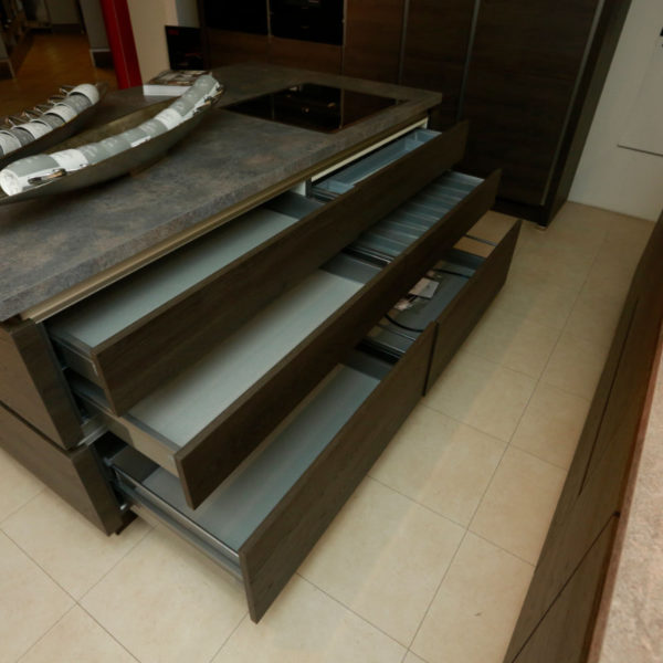 Nobilia Küche Struktura Holzdekor Gladstone Oak Angebot (2)