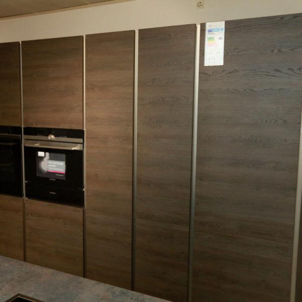 Nobilia Küche Struktura Holzdekor Gladstone Oak Angebot (5)