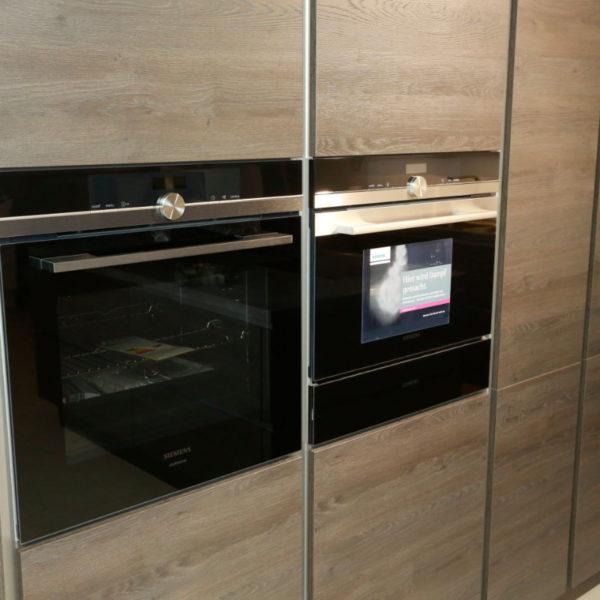 Nobilia Küche Struktura Holzdekor Gladstone Oak Angebot (8)