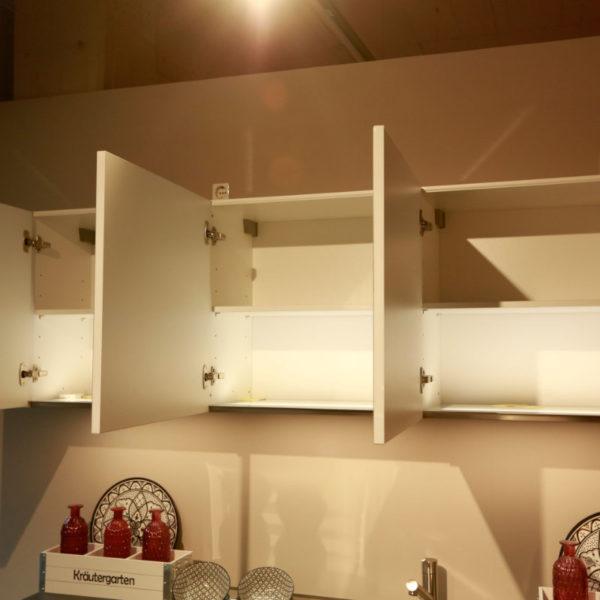 Nolte Küche Angebot Glas Tec Weiß (10)