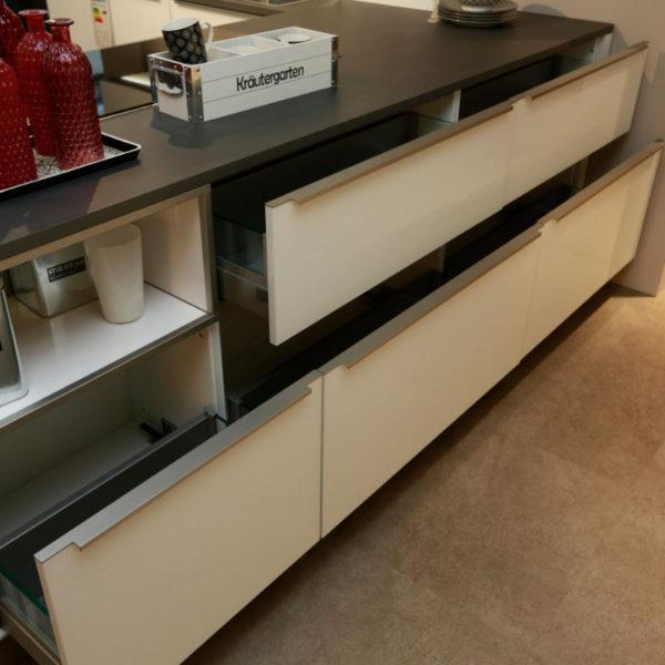 Nolte Küche Angebot Glas Tec Weiß (12)