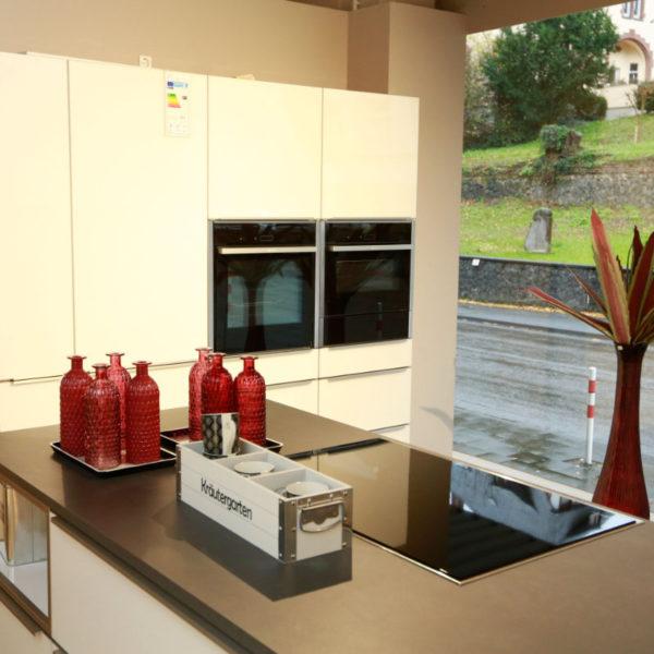 Nolte Küche Angebot Glas Tec Weiß (2)