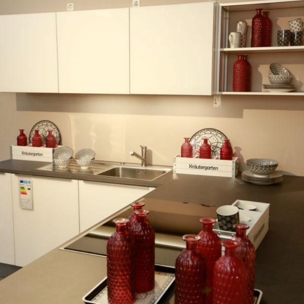 Nolte Küche Angebot Glas Tec Weiß (3)