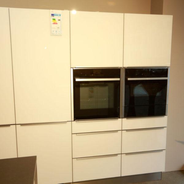 Nolte Küche Angebot Glas Tec Weiß (5)