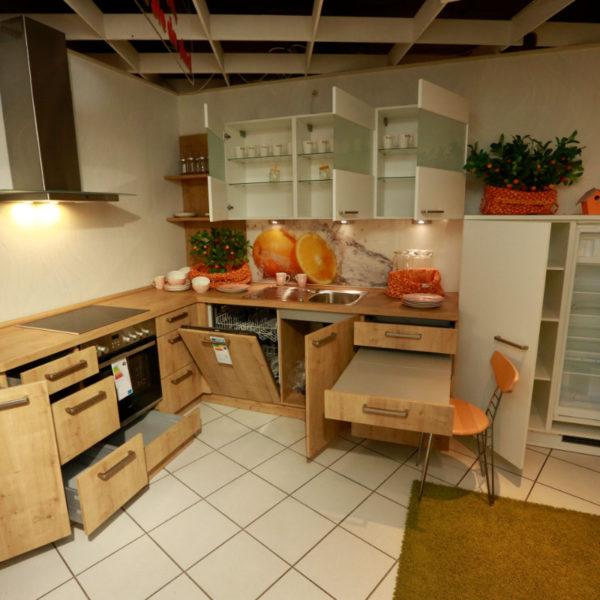 Nolte Küche Angebot Manhattan Magnolie Chalet Eiche Dekor (11)