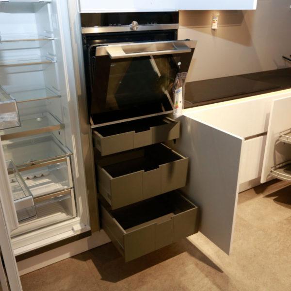 Nolte Küche Arcticweiss Hochglanz Angebot (15)