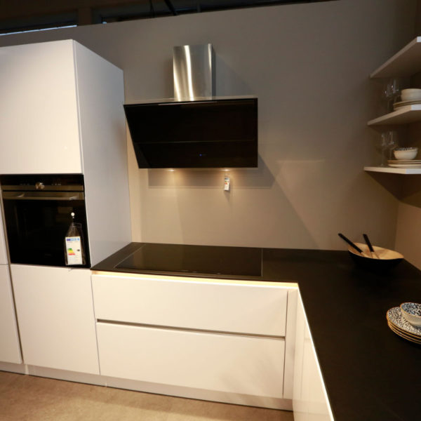 Nolte Küche Arcticweiss Hochglanz Angebot (9)