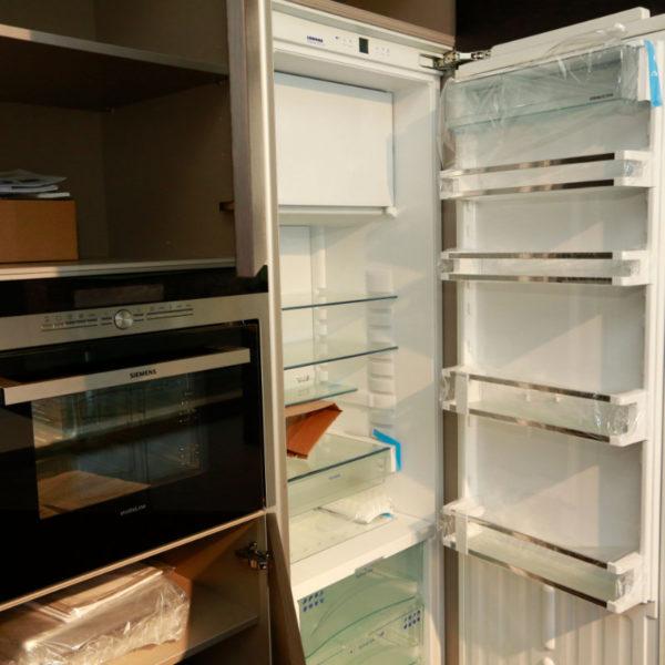 Nolte Küche Lack Weiß Eiche Mokka Schnäppchen (10)