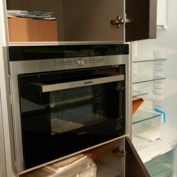 Nolte Küche Lack Weiß Eiche Mokka Schnäppchen (11)