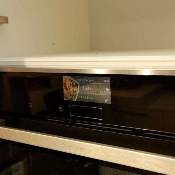Nolte Küche Matrix 150, S19 Soft Lack Weiß Sonderangebot (10)