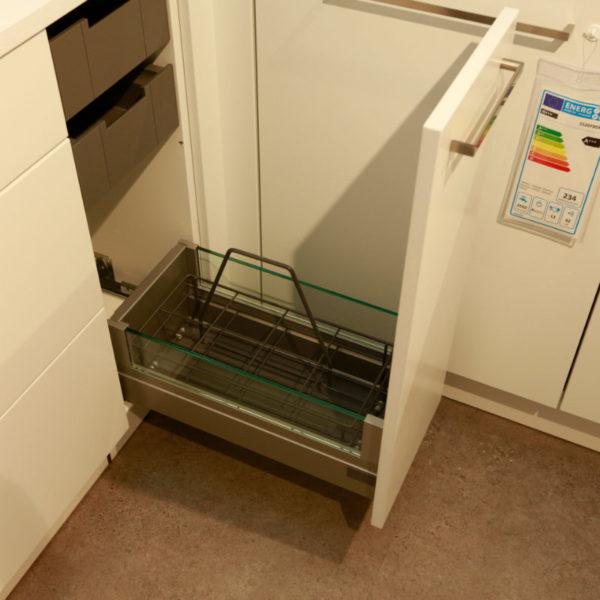 Nolte Küche Matrix 150, S19 Soft Lack Weiß Sonderangebot (13)