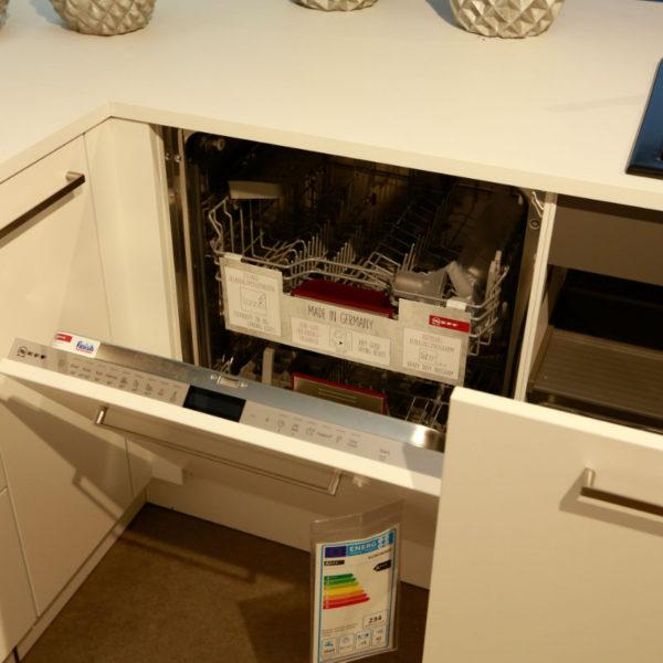 Nolte Küche Matrix 150, S19 Soft Lack Weiß Sonderangebot (15)