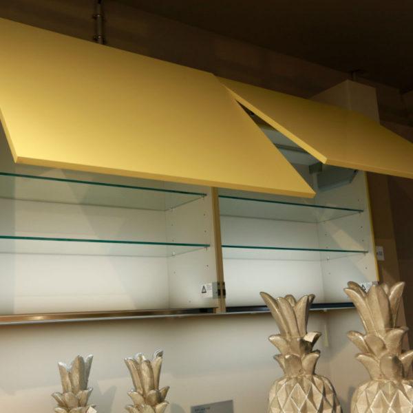 Nolte Küche Matrix 150, S19 Soft Lack Weiß Sonderangebot (16)