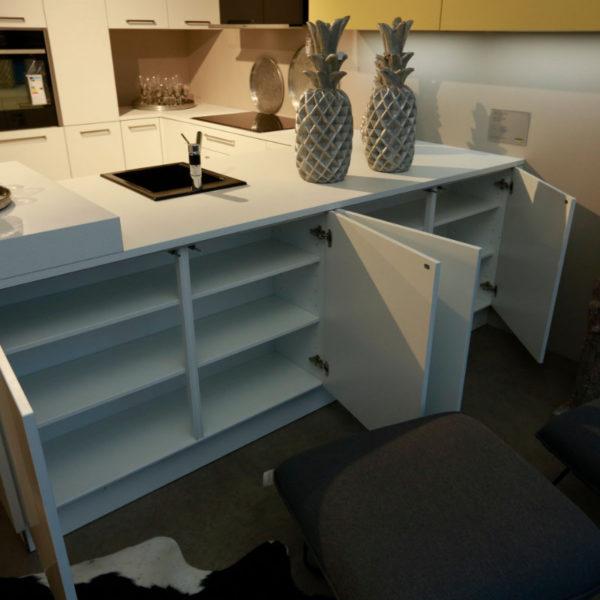 Nolte Küche Matrix 150, S19 Soft Lack Weiß Sonderangebot (17)