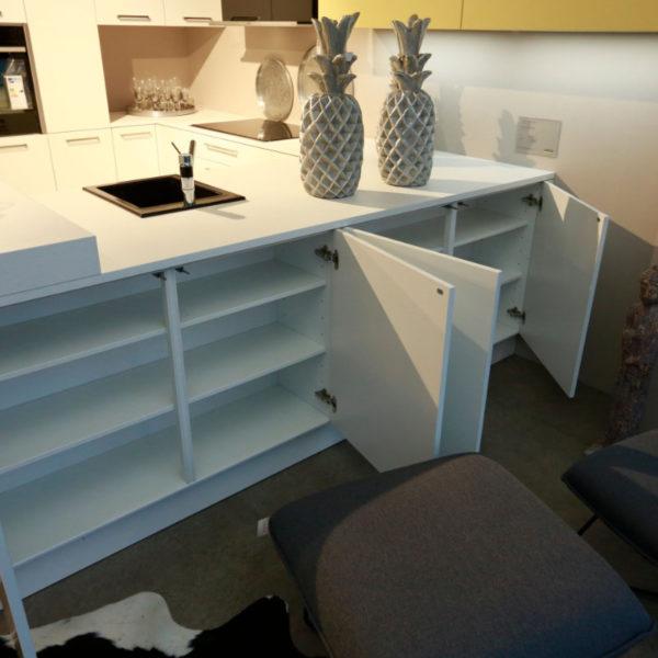Nolte Küche Matrix 150, S19 Soft Lack Weiß Sonderangebot (18)
