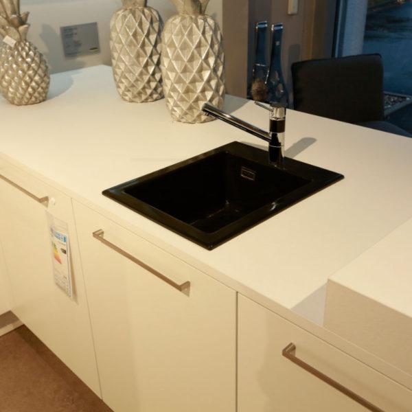 Nolte Küche Matrix 150, S19 Soft Lack Weiß Sonderangebot (5)