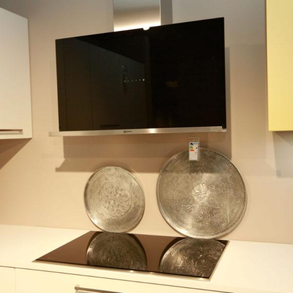 Nolte Küche Matrix 150, S19 Soft Lack Weiß Sonderangebot (6)