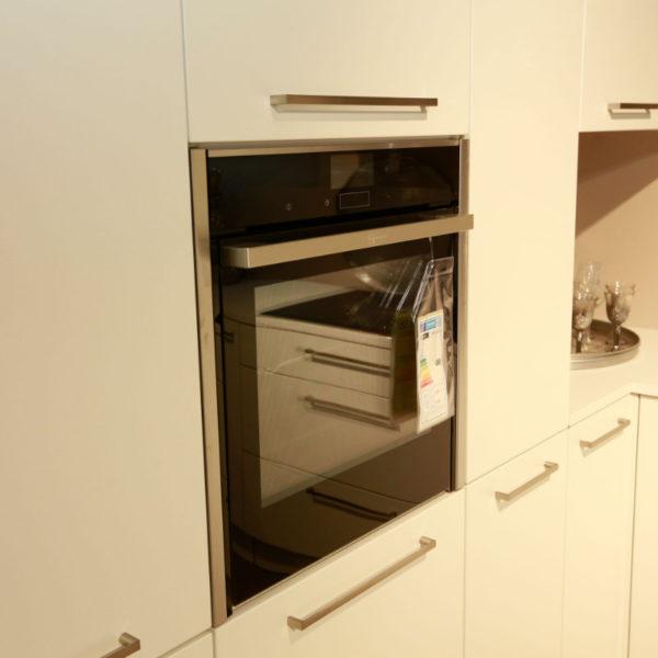 Nolte Küche Matrix 150, S19 Soft Lack Weiß Sonderangebot (7)