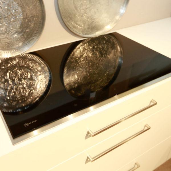 Nolte Küche Matrix 150, S19 Soft Lack Weiß Sonderangebot (9)