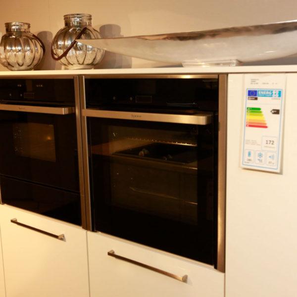 Nolte Küche Trend Lack Weiß Beton Abverkauf (7)