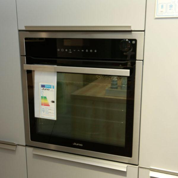 Schüller Küche Pura Weiß Steingrau Resopal Angebot (10)
